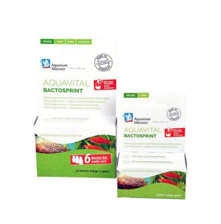 Bactosprint microorganismer  3 x 10 ml + 0,8 g till 1500 L