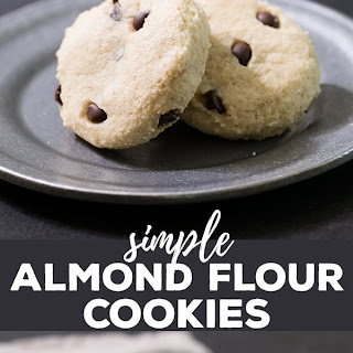 Almond Flour Cookies.