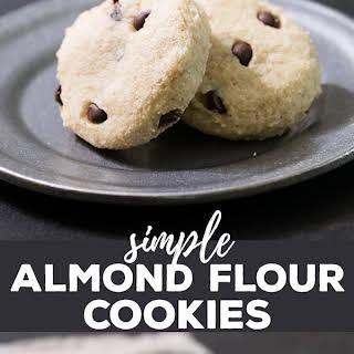 Almond Flour Cookies.