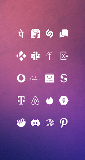 Whicons - White Icon Pack 20.6.9 screenshots 2
