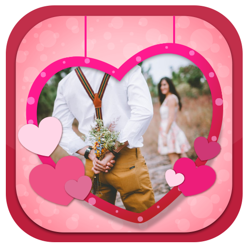 Valentine day Love Photo Frames