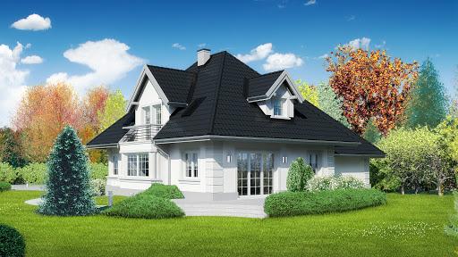 projekt Dom przy Sielskiej 8