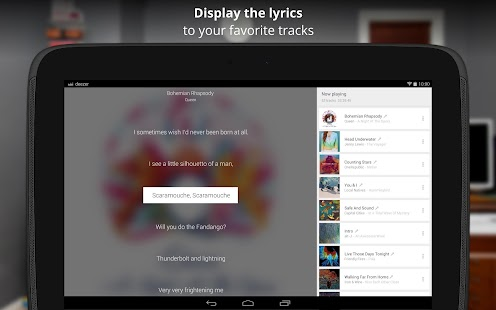Deezer Music Screenshot 9