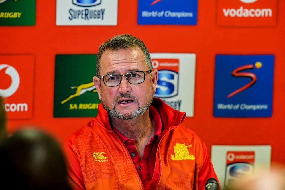 Swys de Bruin quits as Springboks' attack consultant