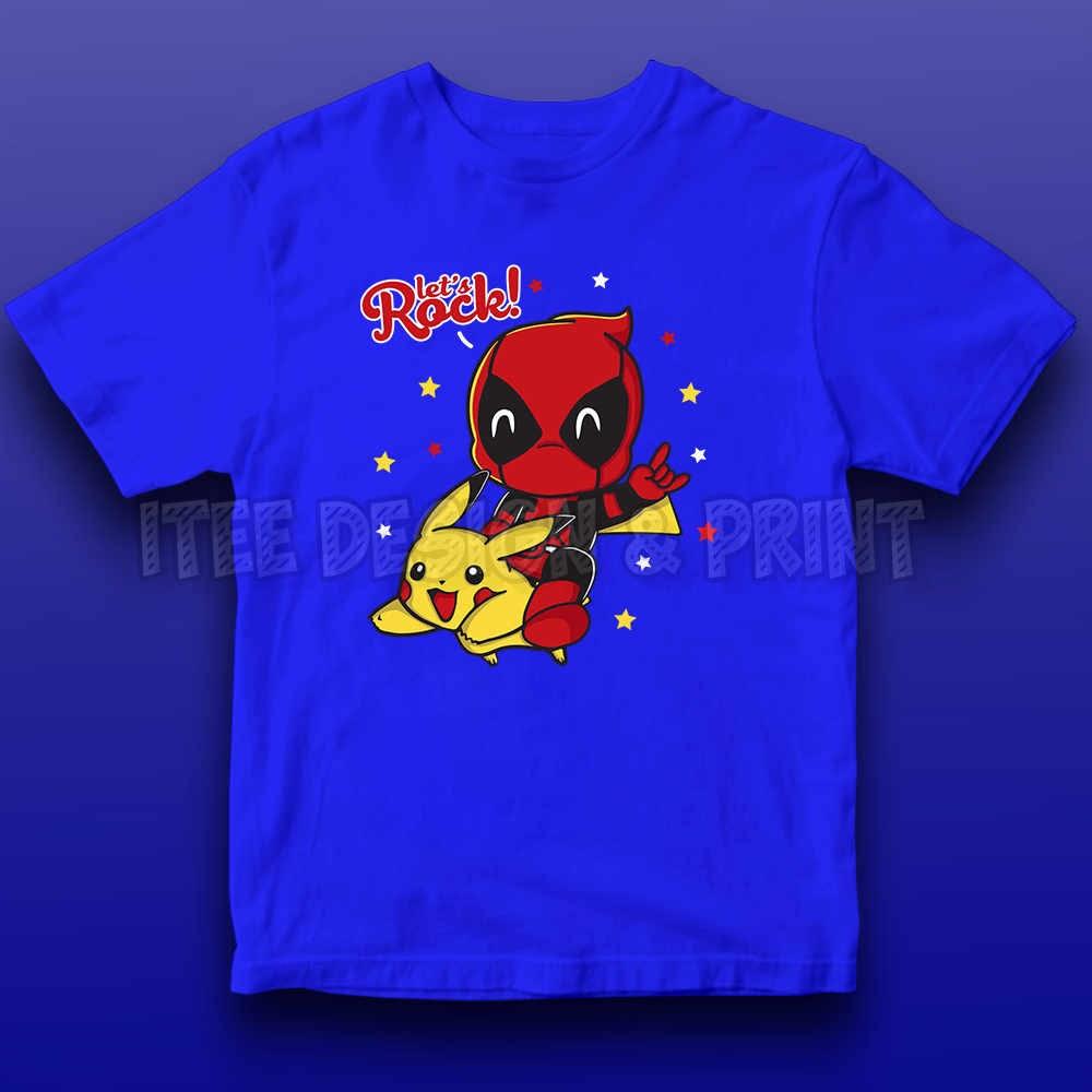 Pikachu Deadpool 13