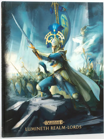 BATTLETOME: LUMINETH REALM-LORDS (HB ENG 2021)