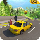Modern Taxi Driver Hill Station