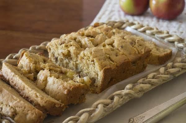 Nini Rice's Apple Bread Recipe