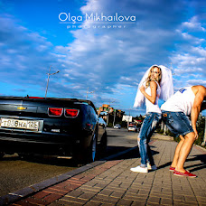Wedding photographer Olga Mikhaylova (Chertovka). Photo of 14.09.2014