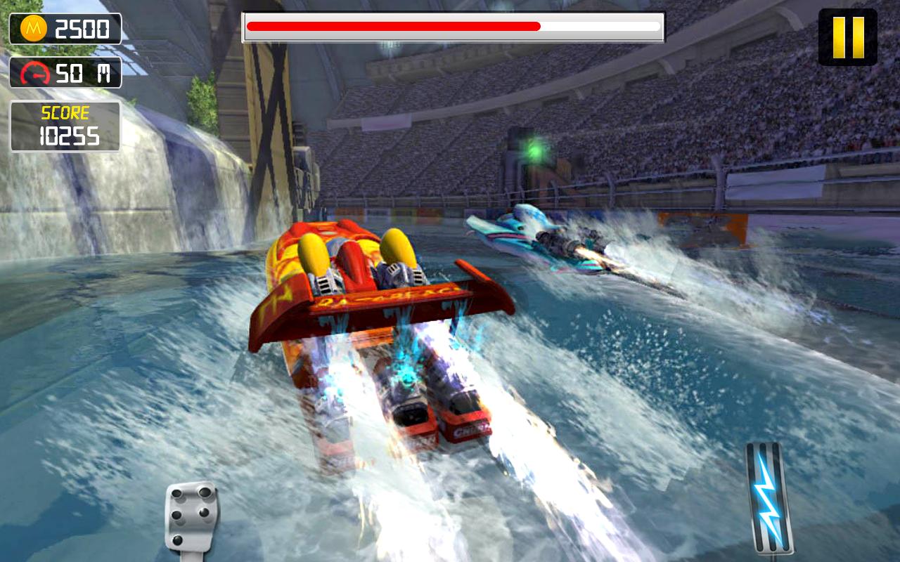 Jet Boat Racing game online