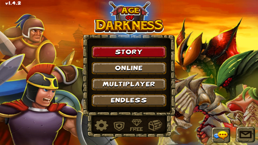 Télécharger Gratuit Age of Darkness: Epic Empires: Real-Time Strategy APK MOD (Astuce) screenshots 1