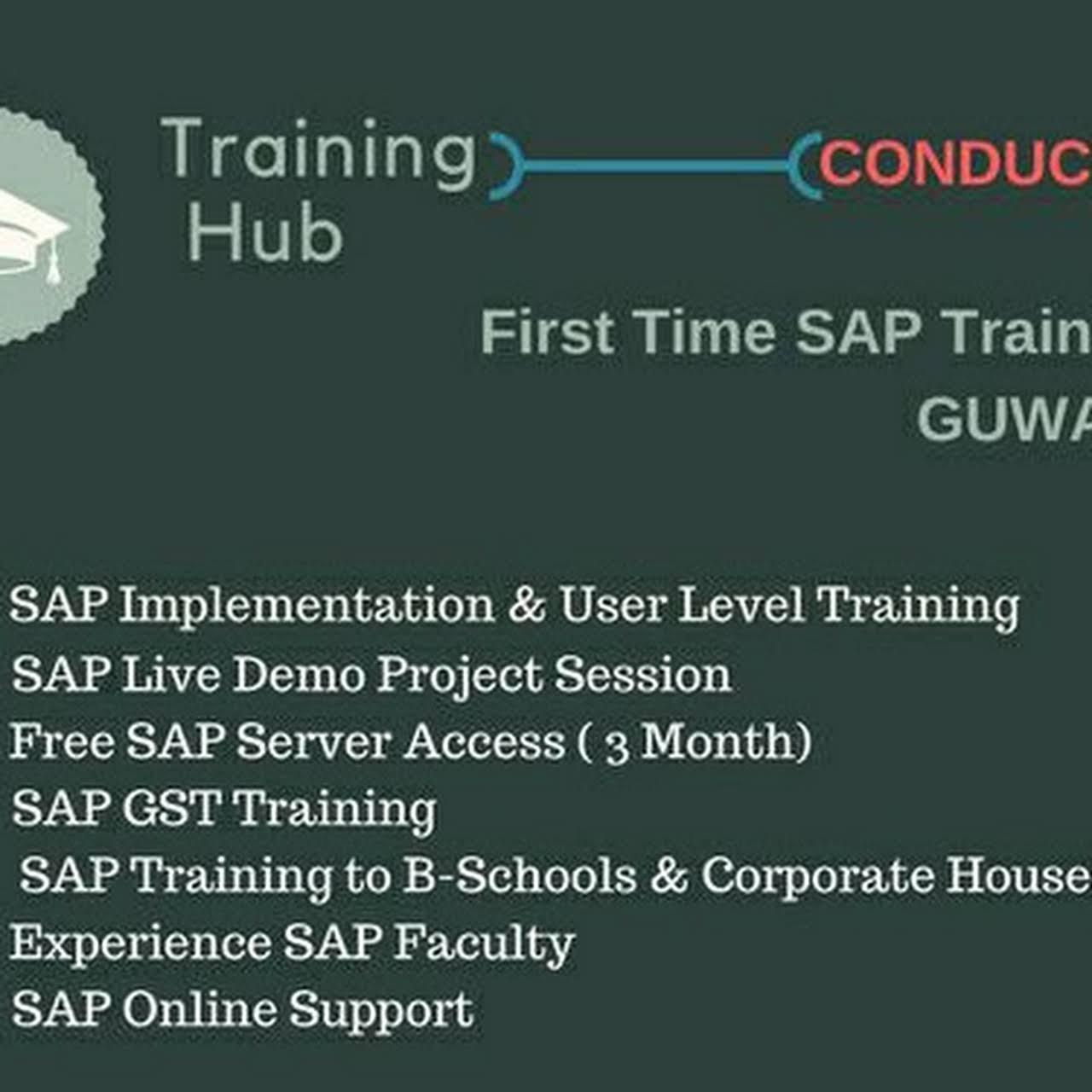 Training Hub (SAP) - First time SAP Training in Guwahati, Assam