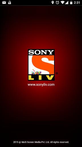 SonyLIV:TV Shows Movies Sports