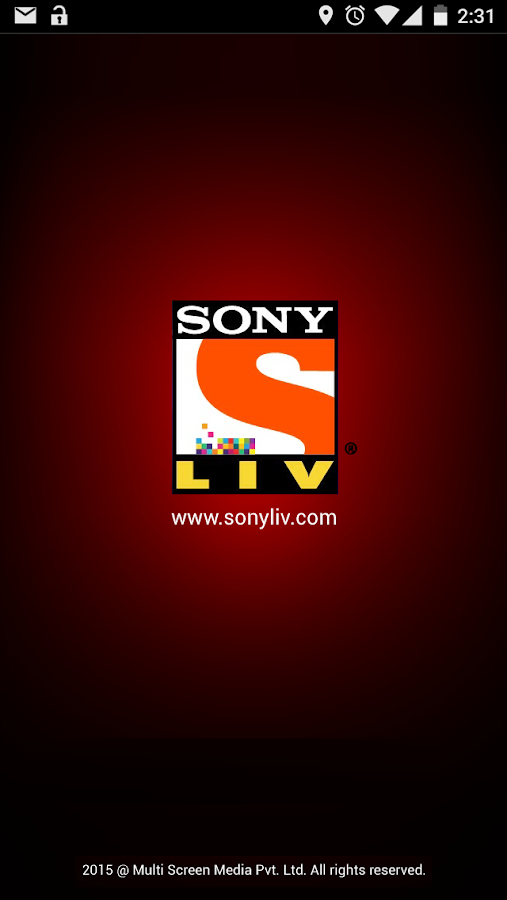 Sony Liv Android Apps On Google Play