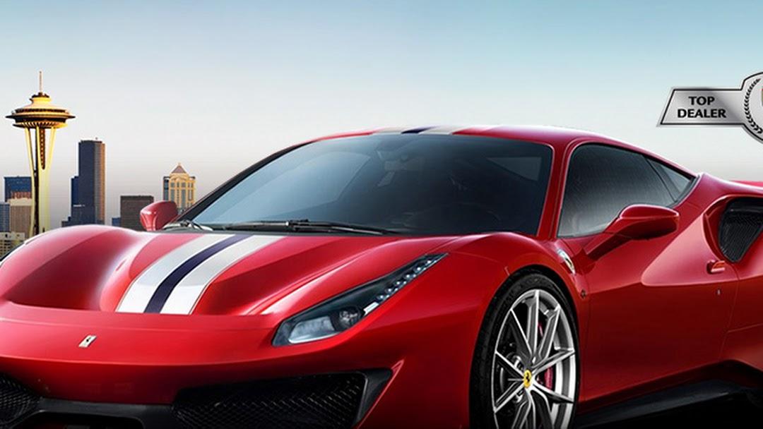Ferrari Of Seattle Ferrari Dealer In Bellevue
