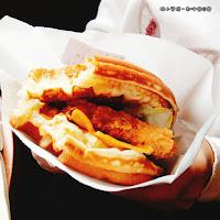 小木屋鬆餅-永和竹林店
