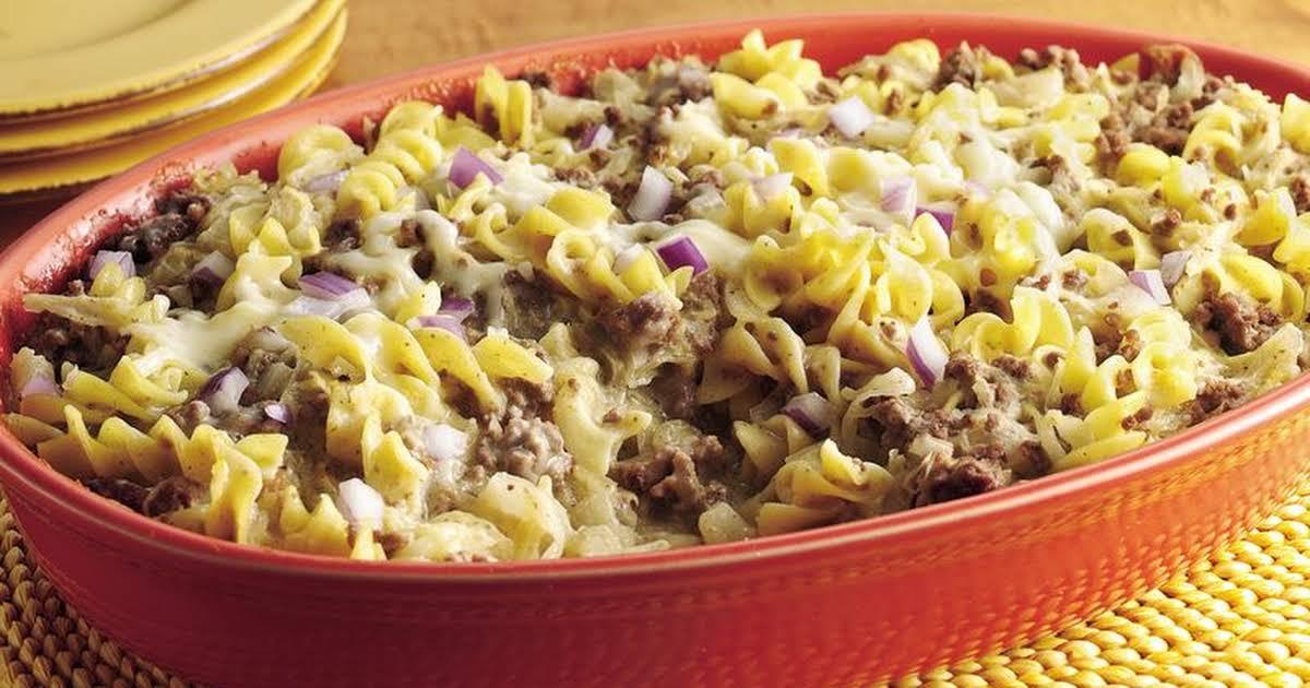 10 best ground beef and sauerkraut casserole recipes