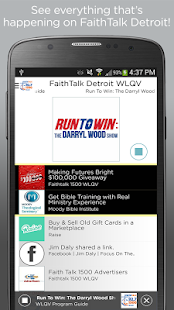 FaithTalk Detroit WLQV- screenshot thumbnail