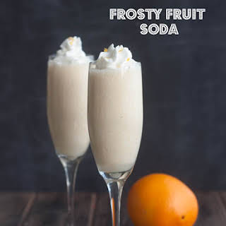 Frosty Fruit Soda.