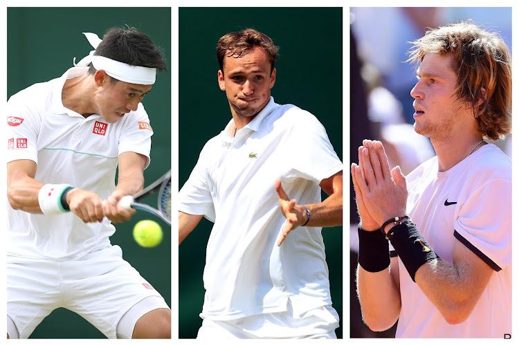 Kunnen deze drie de grote drie het vuur aan de schenen leggen op de US Open?