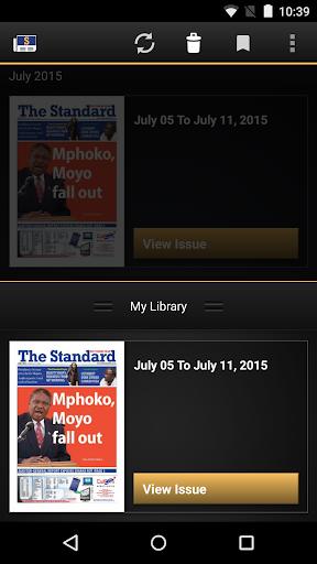 The Standard News Zimbabwe  screenshots 2