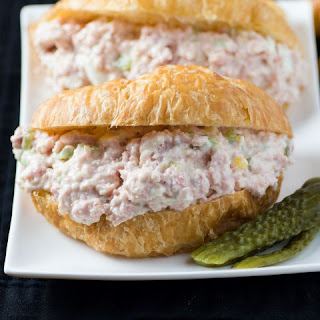 Ham Salad Sandwich Recipes.