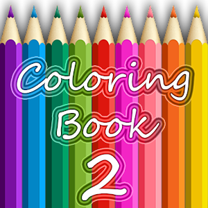 Coloring Book 2 for PC and MAC