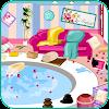 Nettoyage de spa