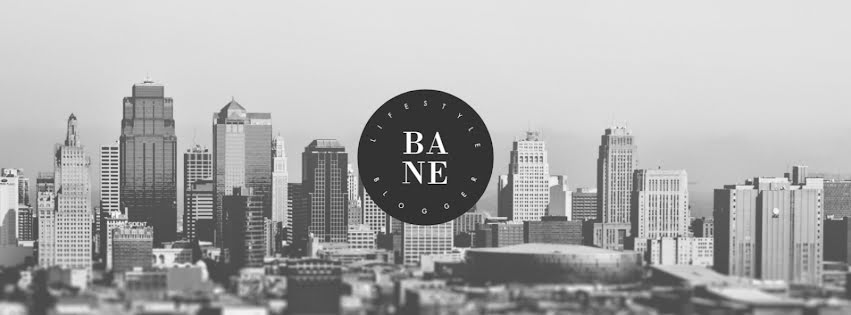 Bane Lifestyle - Facebook Personal Cover Template