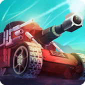 Tank Fortress - Battle 3D