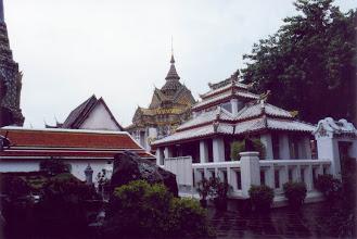 Photo: #007-Wat Pho (Le temple du Bouddha couché)-Bangkok