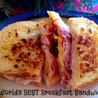 World's Best Breakfast Sandwich