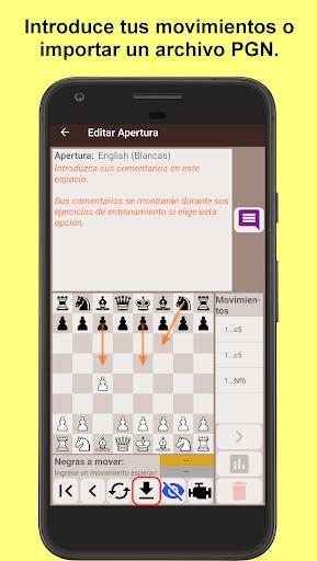 Chess Repertoire Trainer  trampa 3