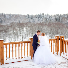 Wedding photographer Anastasiya Zinoveva (Nastasiazin). Photo of 17.02.2016
