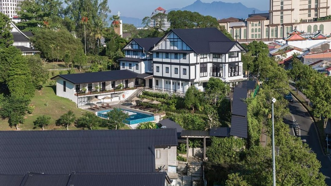 The Marian Boutique Lodging House Hotel In Kuching