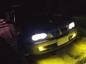 3シリーズ クーペ  E46 328Ciのランプのカスタム事例画像 BMWおじーさんさんの2018年12月30日18:11の投稿