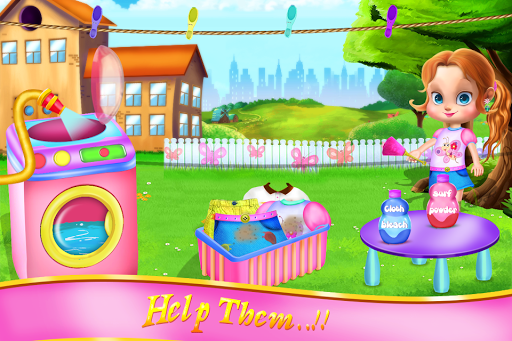 Babysitter Daycare Practice  screenshots 23