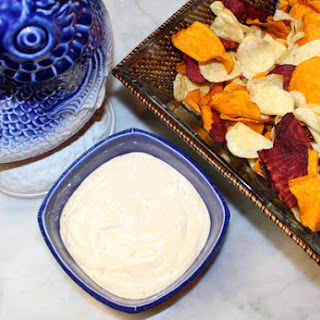Hot Pepper Jelly Blue Cheese Dip