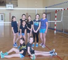 Świąteczny Turniej Mini Piłki Siatkowej Dziewcząt