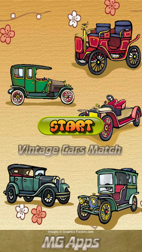 Vintage Cars Match