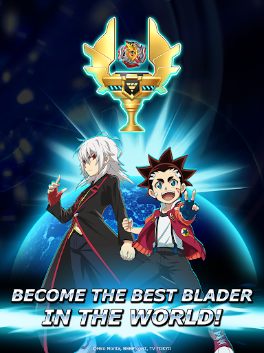 Beyblade Burst Rivals 2.4.1 screenshots 11