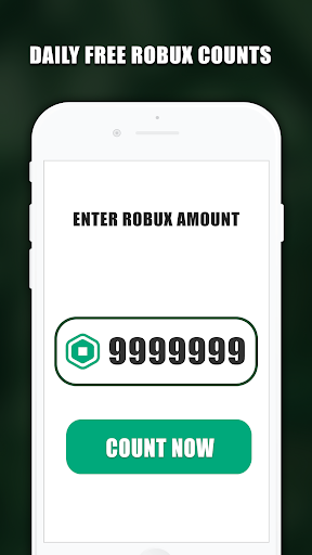 Download Free Robux Counter Rbx Spin Wheel 2020 Free For Android