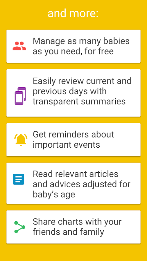 Baby Manager - Breastfeeding- screenshot