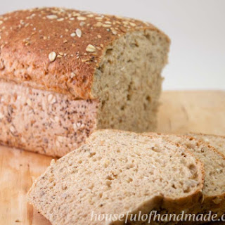 Whole Grain Seed Bread.