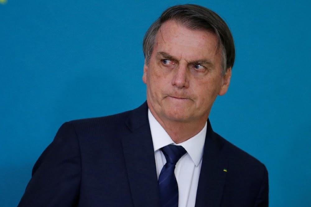 Bolsonaro sal Amazon-brandhulp aanvaar as Emmanuel Macron 'beledigings' onttrek '