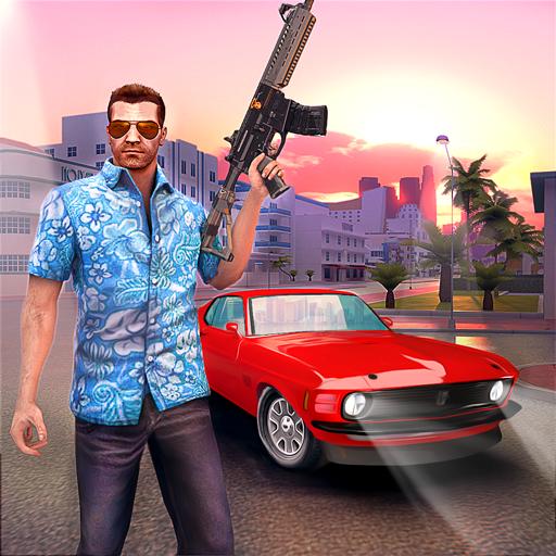 Miami Gangster Criminal Underworld-Grand Car Drive