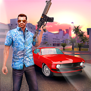 Miami Gangster Criminal Underworld-Grand Car Drive [Mega Mod] APK Free Download