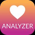 Like & Liker Analyzer for Instagram icon
