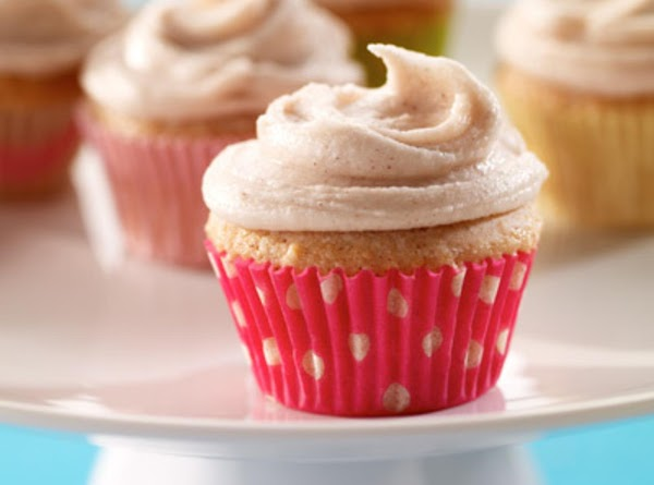 Cinnamon Cupcakes Recipe