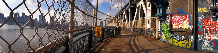 "Photo: ""Gateway"" ~ NYC © 2011 Skip Hunt :: kaleidoscopeofcolor.com"